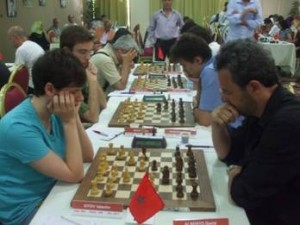 Tournoi International Marrakech 2010